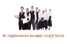 El reglamento europeo 1169/2011