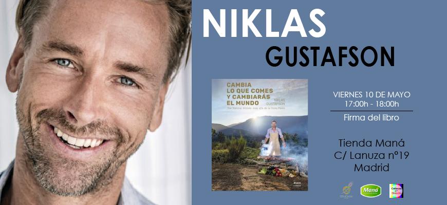 Niklas Gustafson en Celíacos en Directo