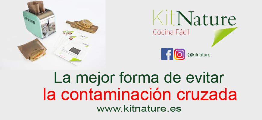 Kit Nature es una solución perfecta para los celíacos