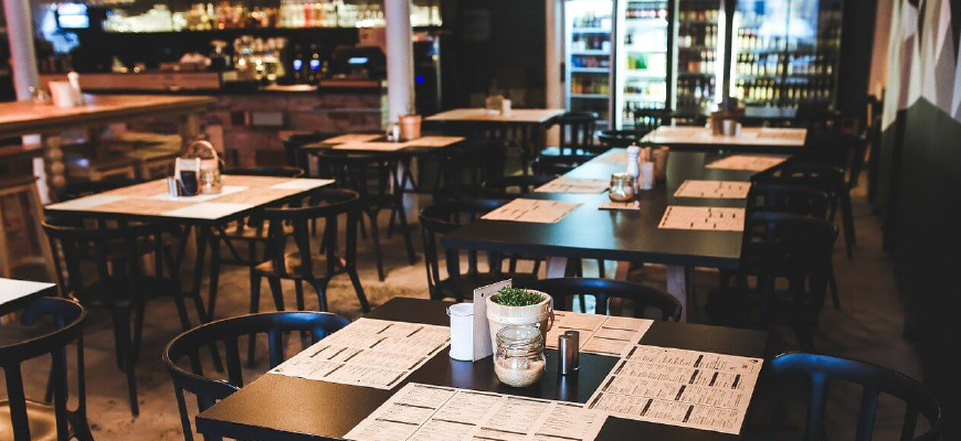 Los restaurantes frente al coronavirus