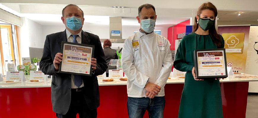 Manacel gana el IV Concurso de Torrijas de la Comunidad de Madrid