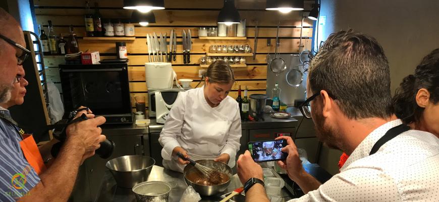 Cocinando sin gluten en Viena Capellanes