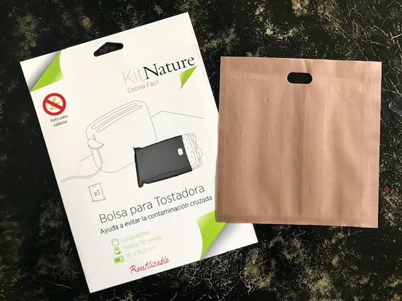 Bolsa para tostadora Kit Nature