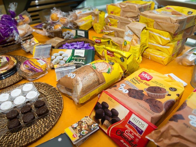 marcas sin gluten