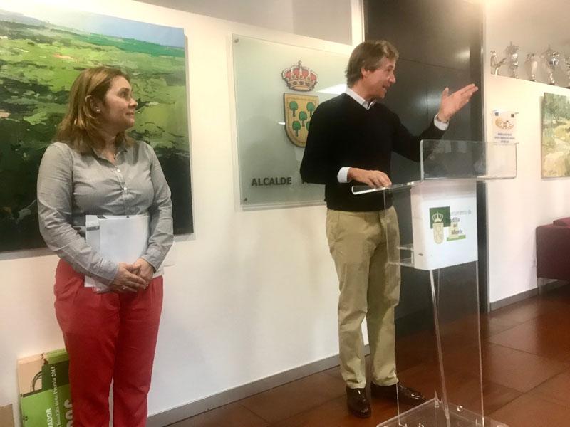 Presentación de los premios