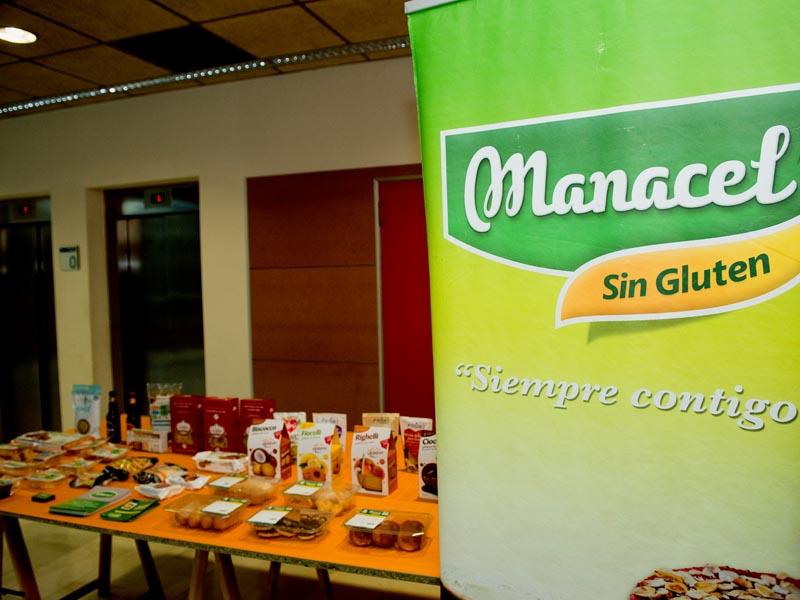 Productos sin gluten de Maná